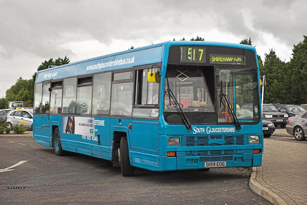 G159EOG, Bristol Parkway 21/8/2006
