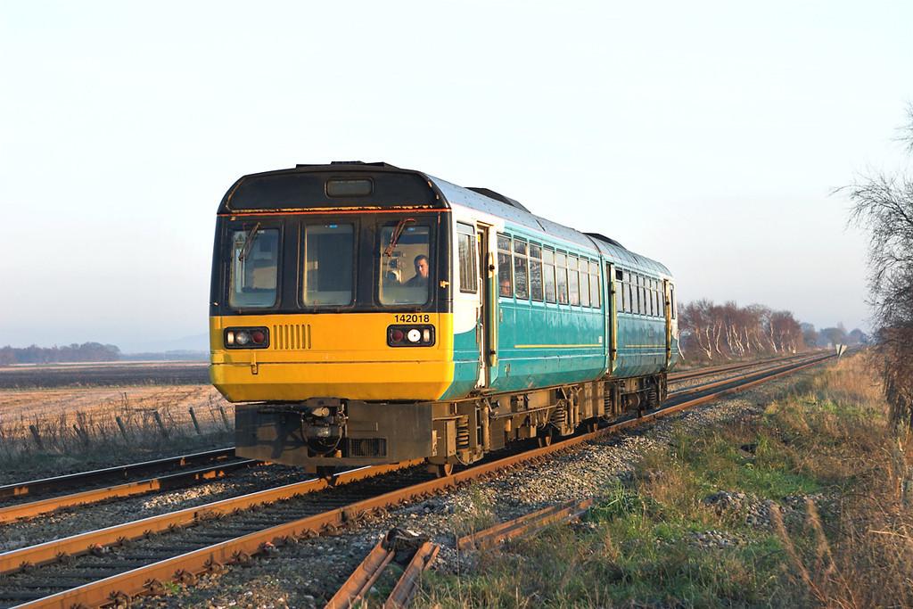142018 Scarisbrick 21/12/2006<br /> 2F73 1333 Rochdale-Southport