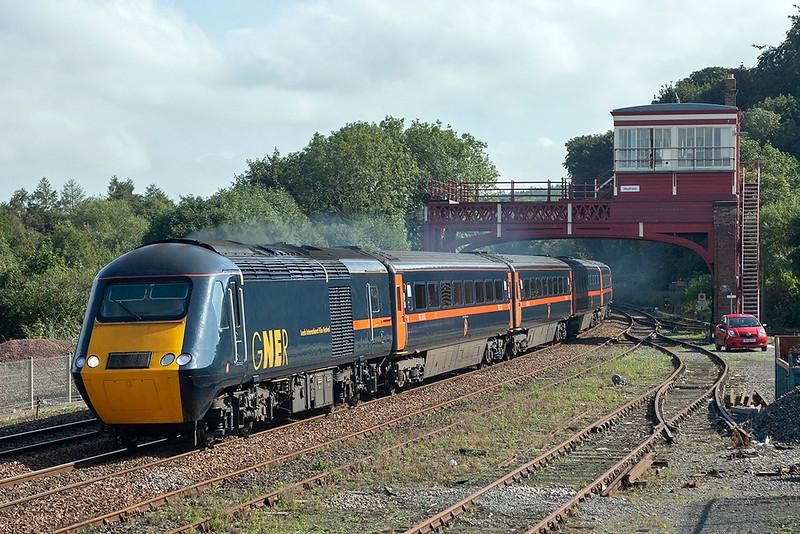 43109 Hexham 23/9/2006<br /> 1F34 1227 Newcastle-Aberdeen