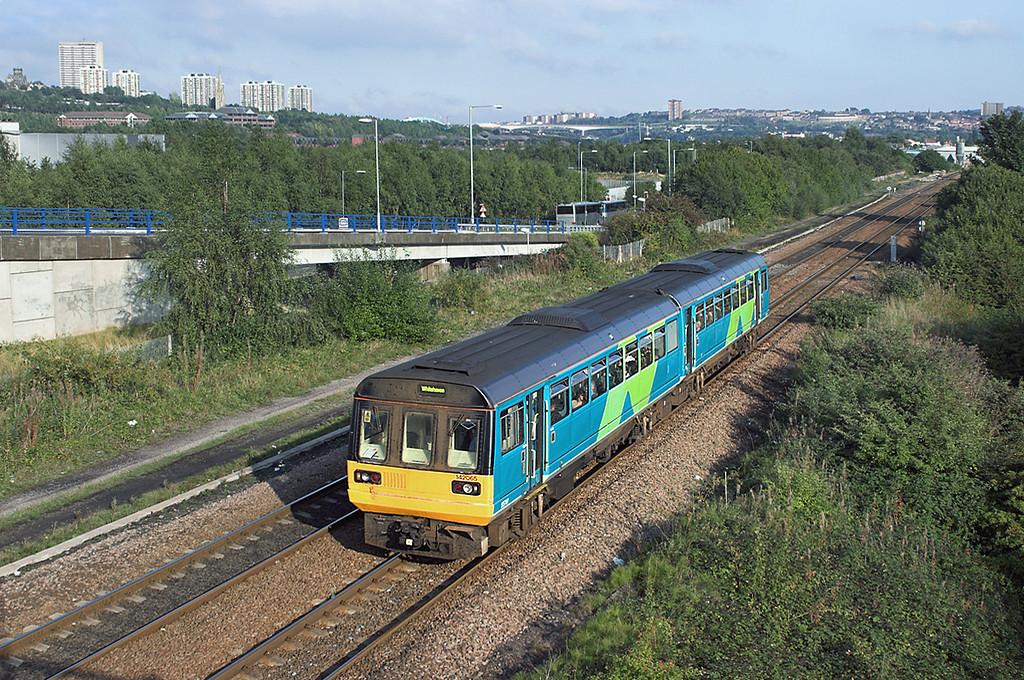 142065 Metro Centre 23/9/2006<br /> 2M34 1624 Newcastle-Whitehaven