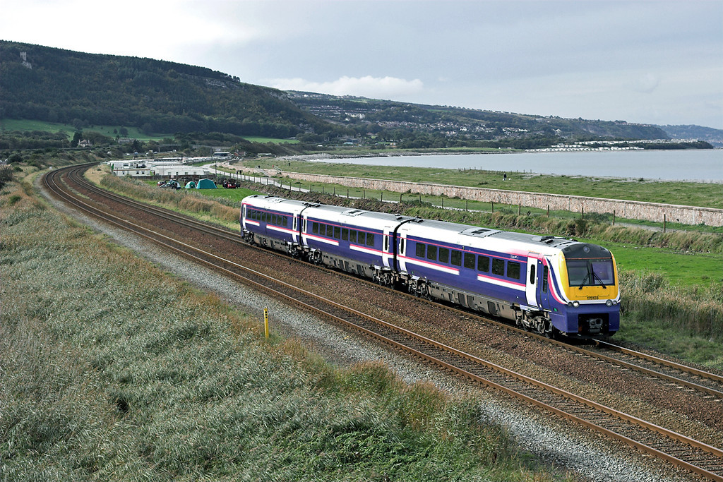 175103 Abergele and Pensarn 23/10/2006<br /> 1H88 1247 Llandudno-Manchester Piccadilly