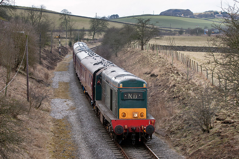 20189 Draughton 25/3/2006<br /> 1325 Embsay-Bolton Abbey
