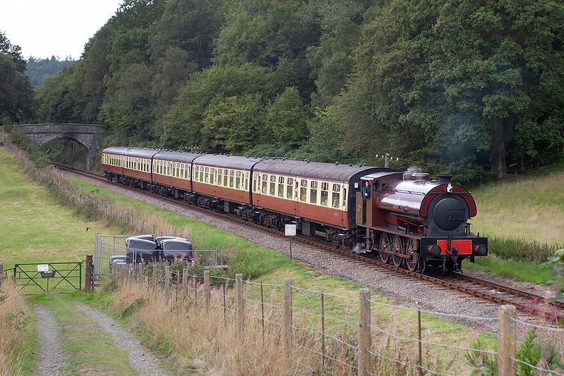 150 'Cumbria', Newby Bridge 26/8/2006<br /> 1300 Haverthwaite-Lakeside