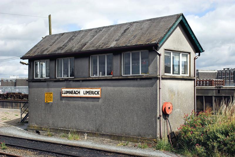 Limerick Signal Box, Ireland 27/7/2006