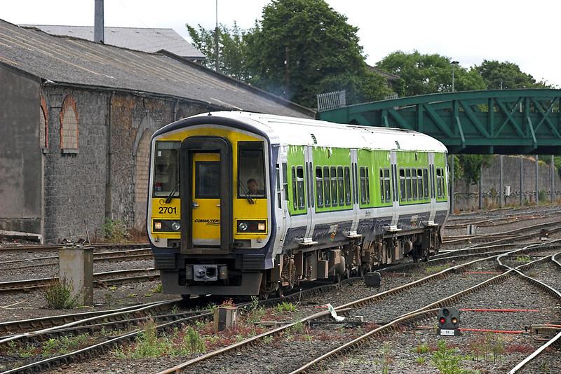 2701 Limerick 27/7/2006<br /> 1010 Ballybrophy-Limerick