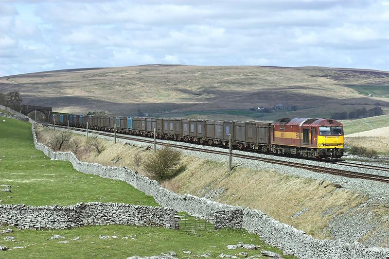 60071 Selside Shaw 28/4/2006<br /> 6E13 1240 Newbiggin-Milford Sidings