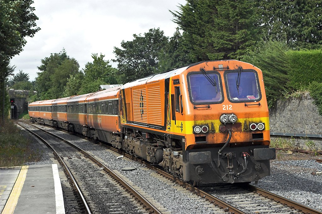 212 Carlow 28/7/2006<br /> 1505 Dublin Heuston-Waterford