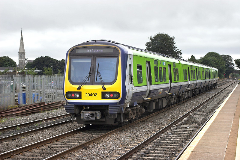 29402 Kildare 28/7/2006<br /> 0840 Kildare-Dublin Heuston