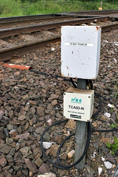 Track Circuit Equipment, Quick 29/6/2006
