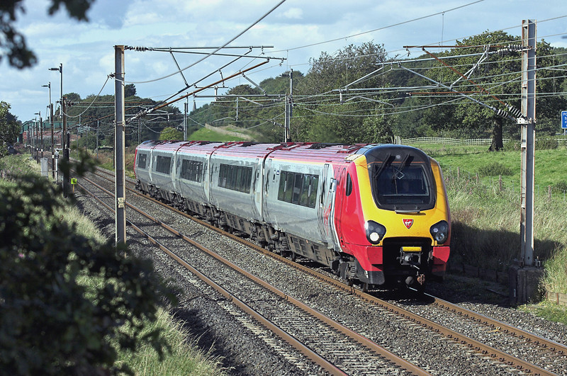 221138 Woodacre 3/9/2007<br /> 1V70 1410 Glasgow Central-Plymouth