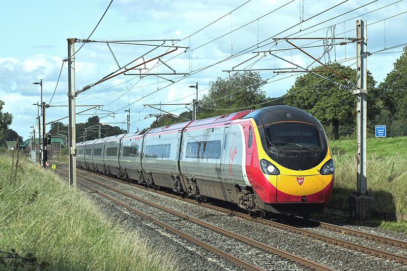390014 Woodacre 3/9/2007<br /> 1A80 1434 Carlisle-London Euston