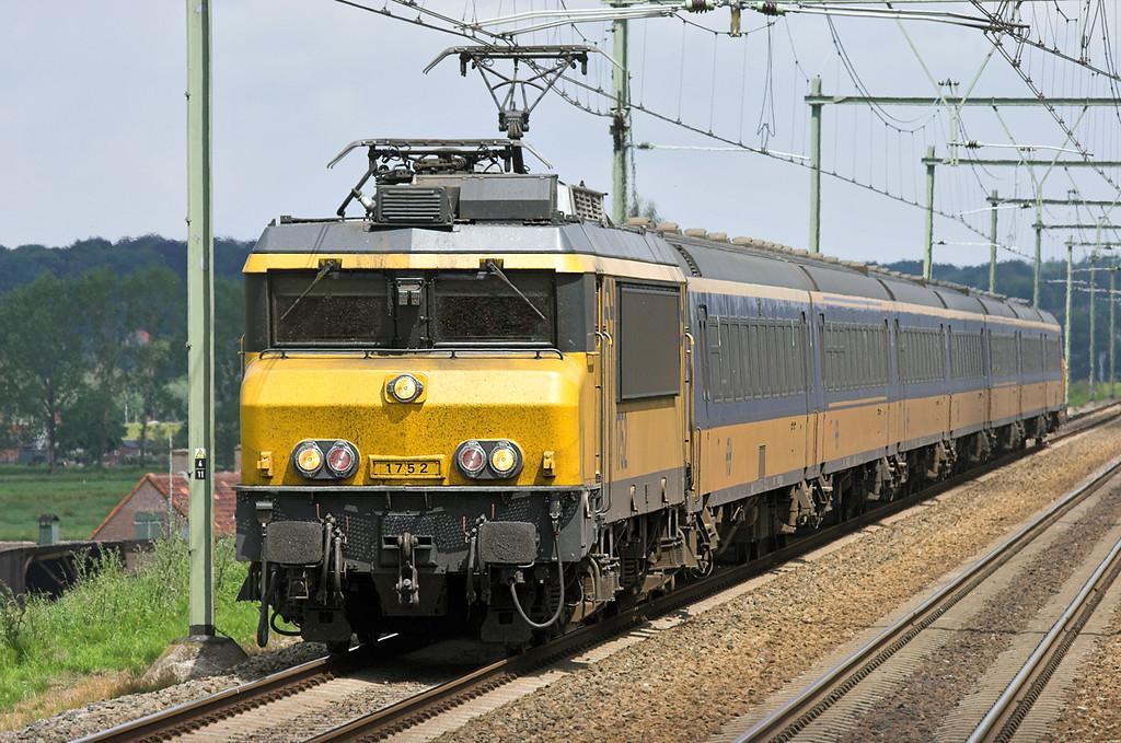 1752 Arnhem Zuid 4/6/2007<br /> 3641 1158 Arnhem-Roosendaal