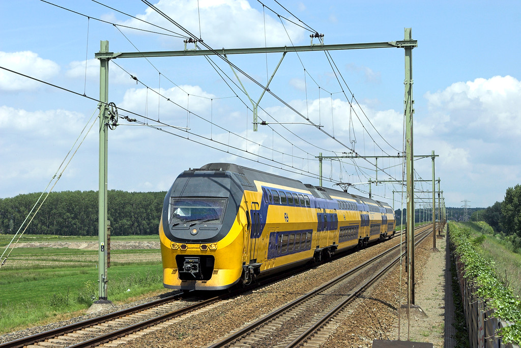 9522 Arnhem Zuid 4/6/2007<br /> 3743 1120 Zwolle-Nijmegen