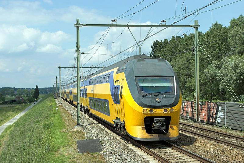 8713 Arnhem Zuid 4/6/2007<br /> 3049 1234 Den Helder-Nijmegen