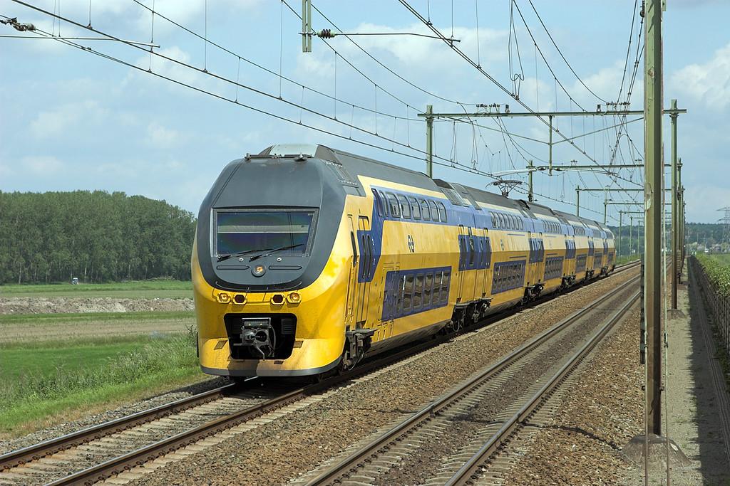 8674 Arnhem Zuid 4/6/2007<br /> 3035 0904 Den Helder-Nijmegen