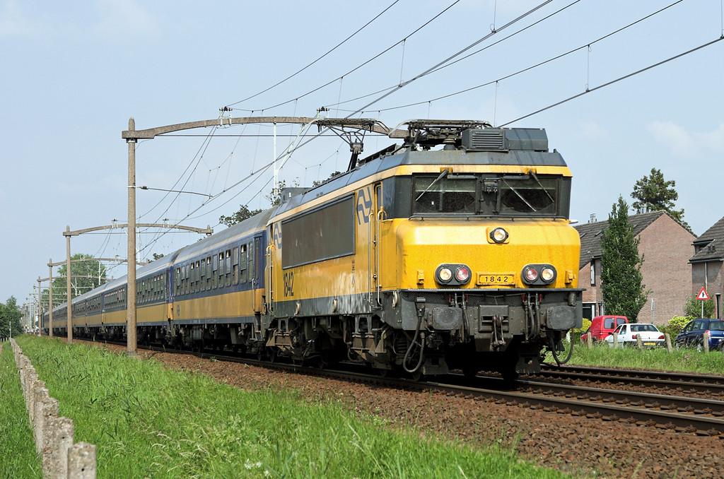 1842 Helmond 't Hout 5/6/2007<br /> 1962 1649 Venlo-Den Haag Centraal