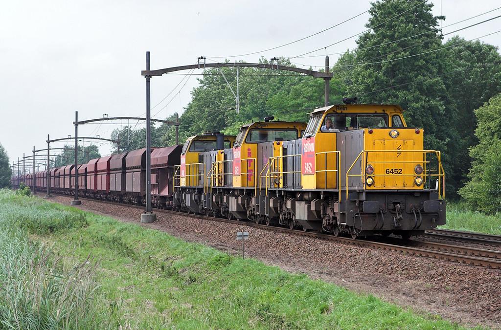 6452, 6451 and 6406, Dodrecht Zuid 5/6/2007