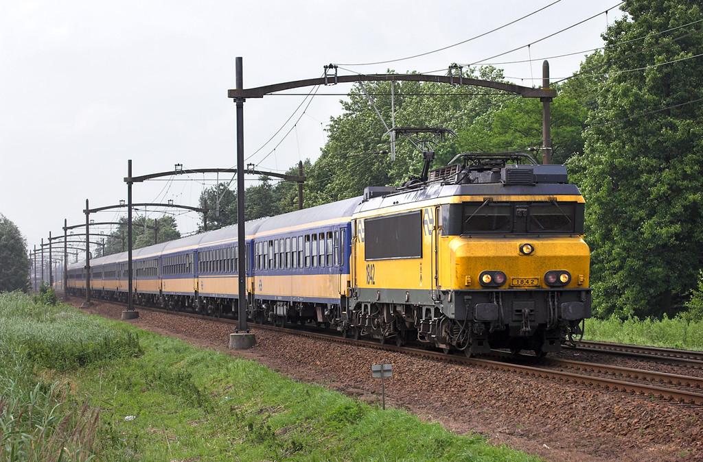 1842 Dodrecht Zuid 5/6/2007<br /> 1936 1019 Venlo-Den Haag Centraal