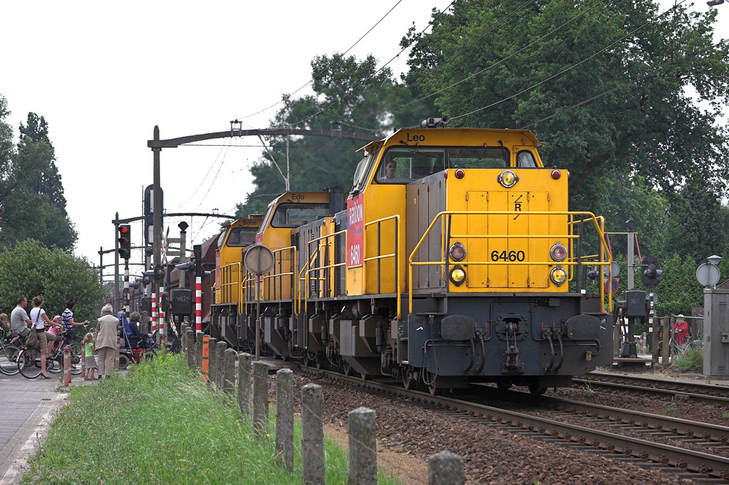 6460, 6501 and 6421, Helmond 't Hout 5/6/2007