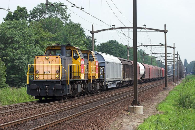 6417 and 6468, Dodrecht Zuid 5/6/2007