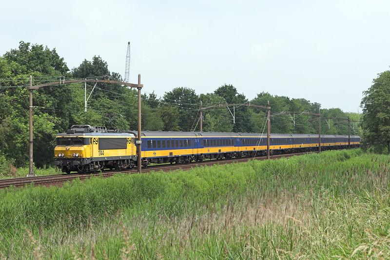 1744 Dodrecht Zuid 5/6/2007<br /> 1943 1151 Den Haag Centraal-Venlo