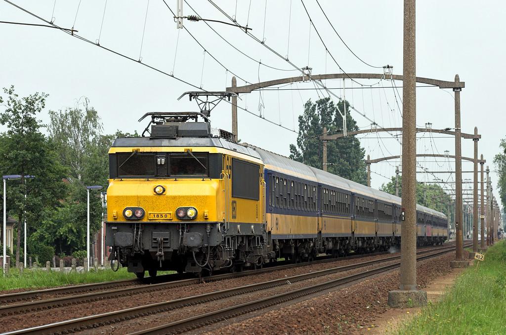 1850 Helmond t' Hout 5/6/2007<br /> 1956 1519 Venlo-Den Haag Centraal