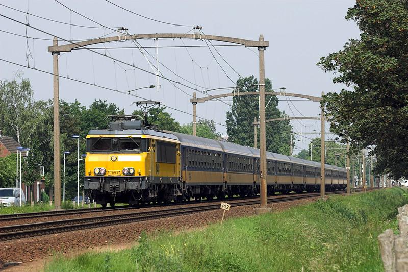 1848 Helmond 't Hout 5/6/2007<br /> 1958 1549 Venlo-Den Haag Centraal