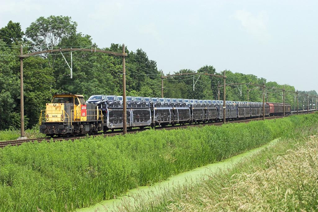 6478 Dodrecht Zuid 5/6/2007