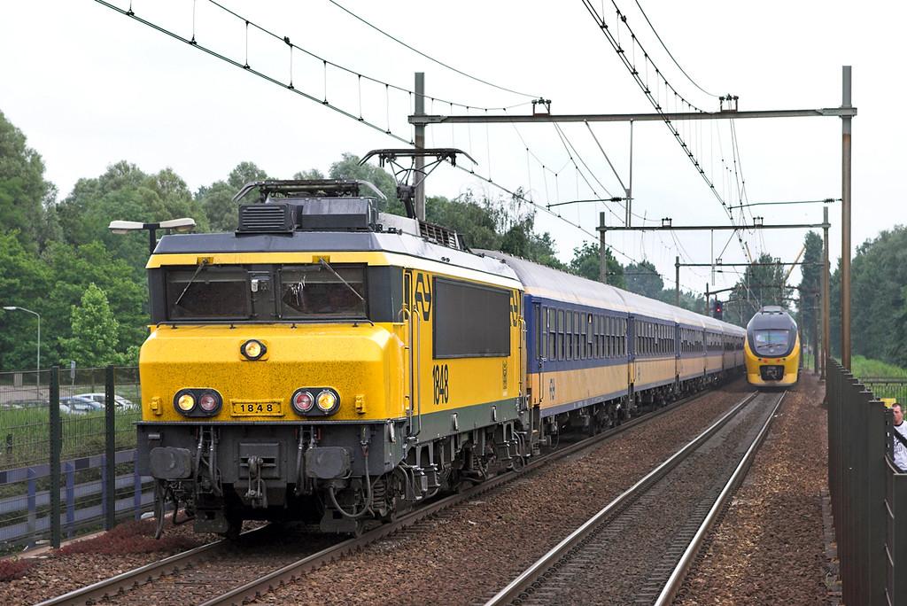 1848 Dodrecht Zuid 5/6/2007<br /> 1947 1251 Den Haag Centraal-Venlo