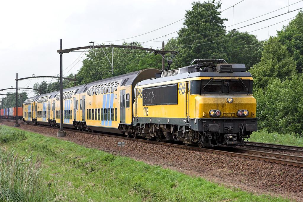 1718 Dodrecht Zuid 5/6/2007<br /> 2234 1120 Breda-Amsterdam Centraal