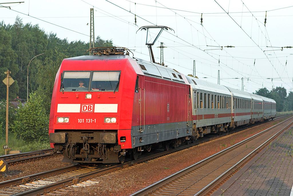 101131 Winsen (Luhe) 6/6/2007<br /> EC240 0755 Krakow Glowny-Hamburg Altona