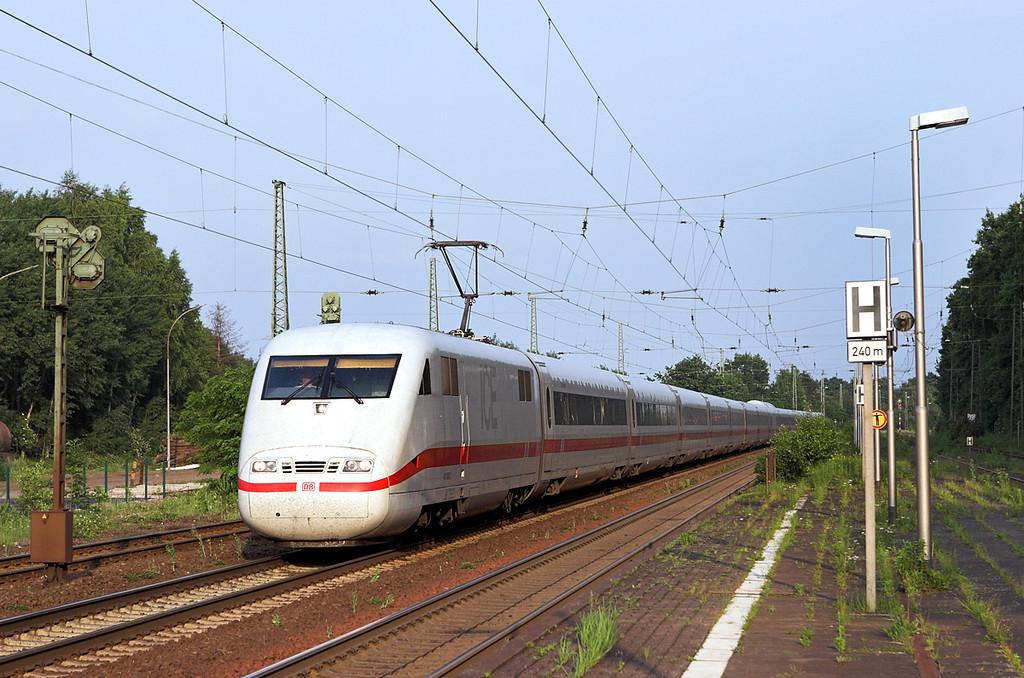 401068 Winsen (Luhe) 6/6/2007<br /> ICE90 Wien Westbahnhof-Hamburg Altona