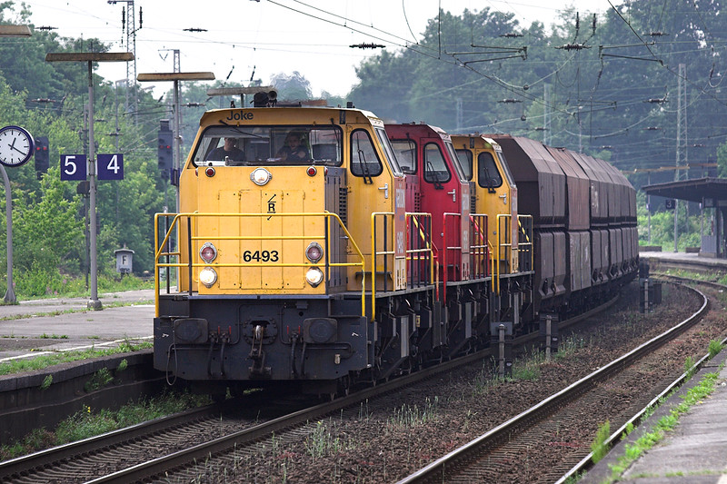 6493, 6515 and 6486, Wesel 6/6/2007