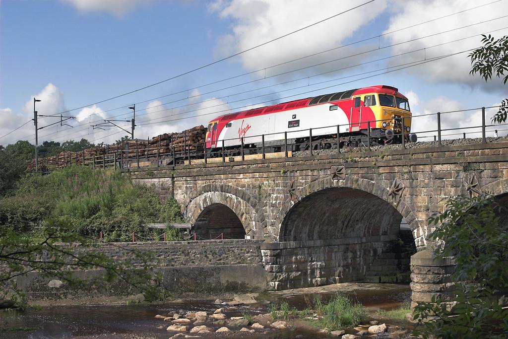 57301 Scorton 6/8/2007<br /> 6J37 1327 Carlisle Yard-Chirk