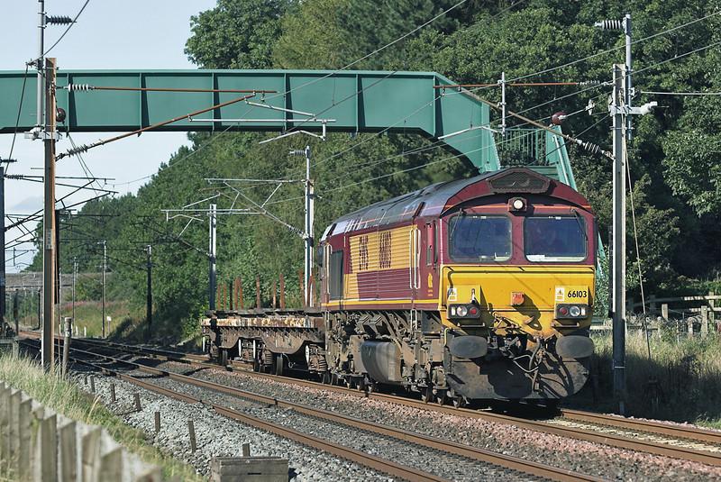 66103 Brock 6/9/2007<br /> 6K05 1314 Carlisle Yard-Basford Hall