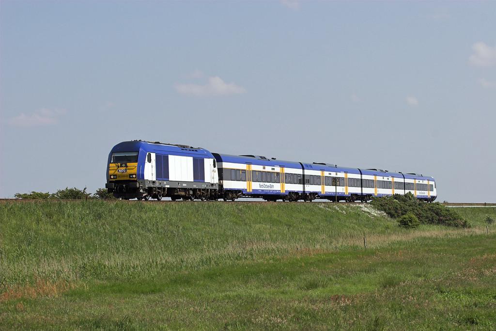 DE2000-02 Keitum 7/6/2007<br /> NOB80604 1403 Bredstedt-Westerland