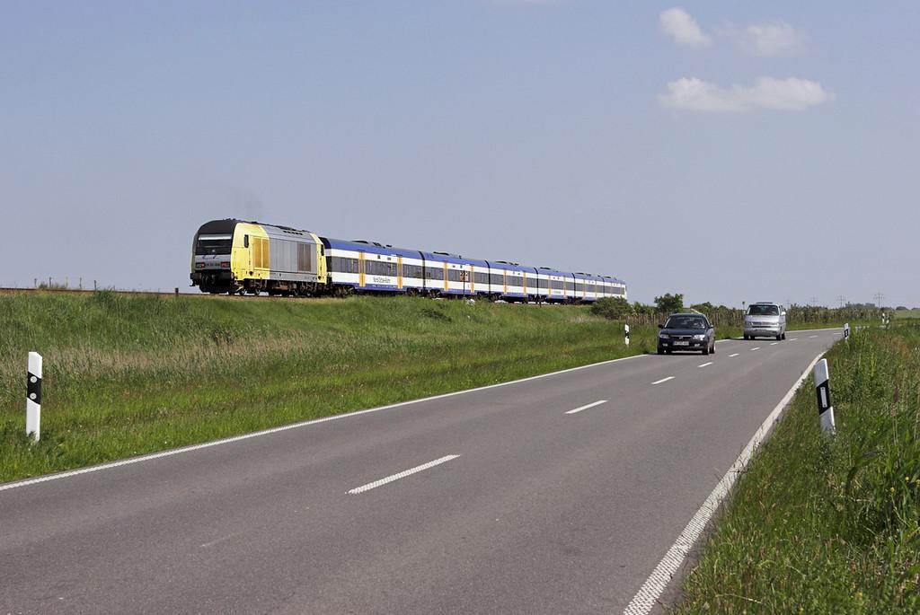 ER20-008 Keitum 7/6/2007<br /> NOB80525 1522 Westerland-Hamburg Altona
