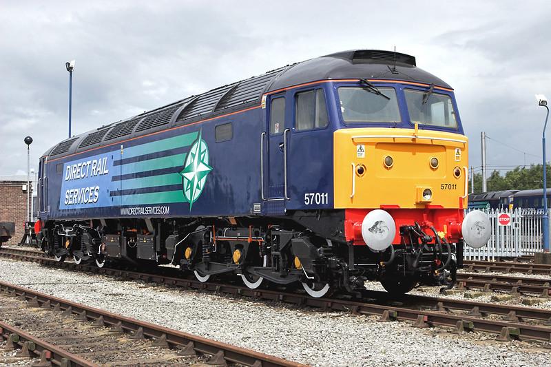 57011 Carlisle Kingmoor 7/7/2007