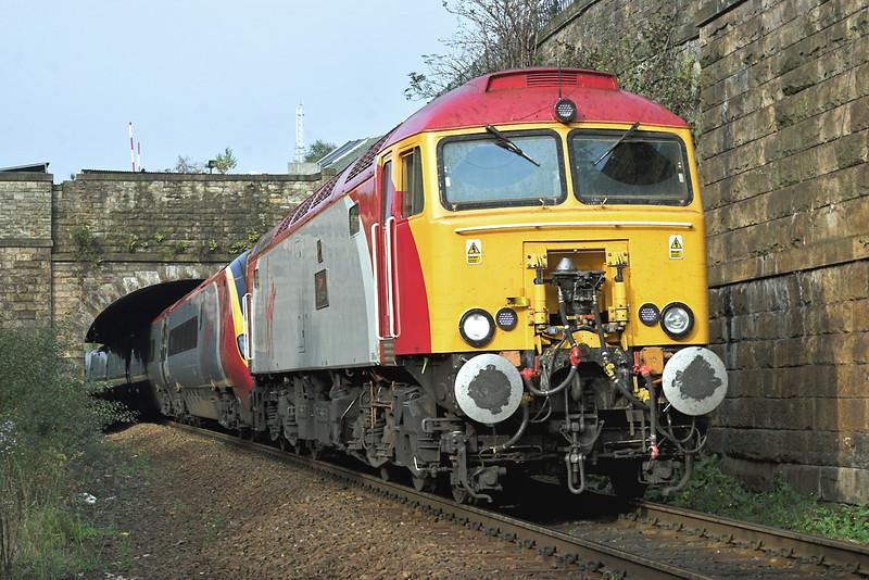 57312 and 390026, Bolton 7/10/2007<br /> 1A32 0944 Preston-London Euston