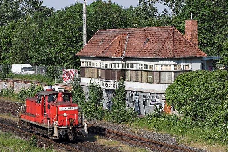 362748 Lübeck Hbf 8/6/2007