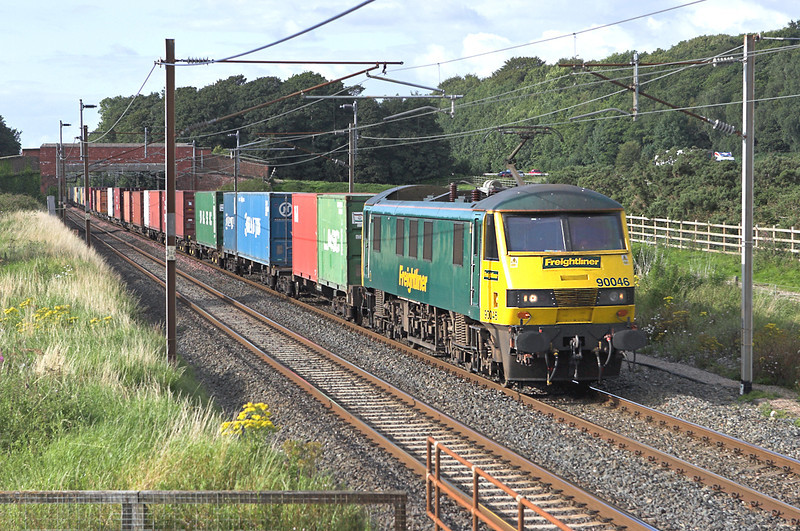 90046 Woodacre 8/8/2007<br /> 4M74 1352 Coatbridge-Basford Hall