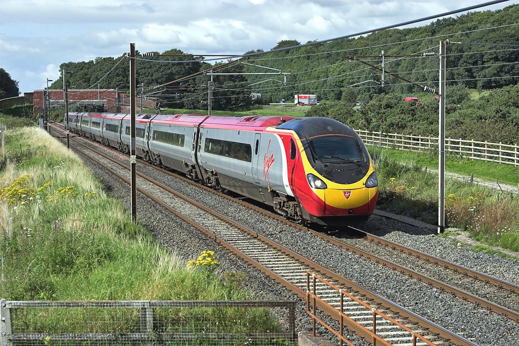 390024 Woodacre 8/8/2007<br /> 1A87 1629 Lancaster-London Euston