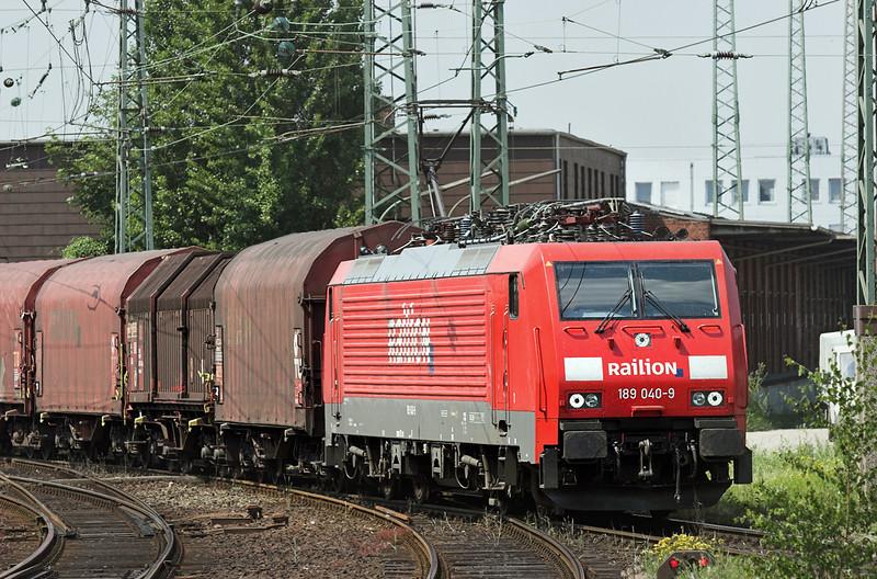 189040 Bremen Hbf 9/6/2007