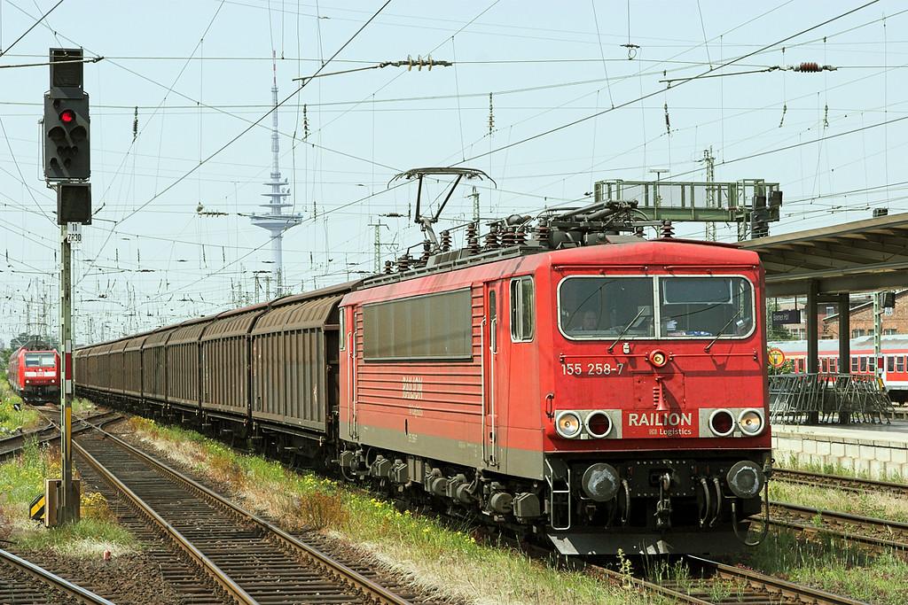 155258 Bremen Hbf 9/6/2007