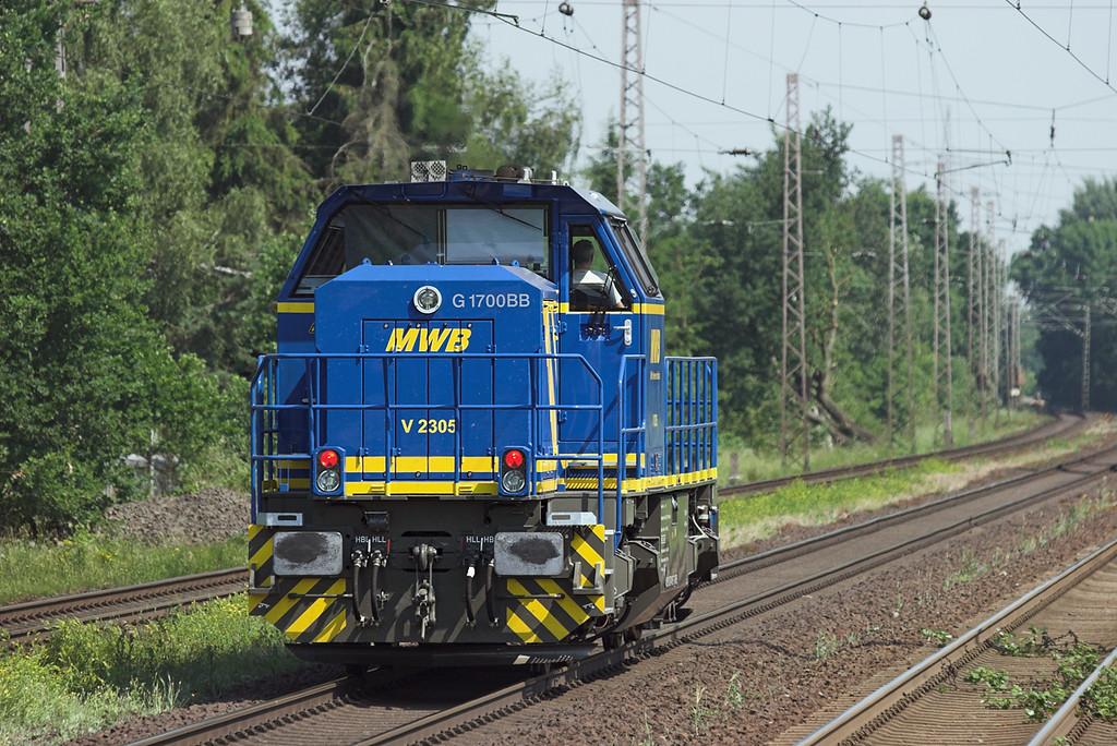 V2305 Dörverden 9/6/2007