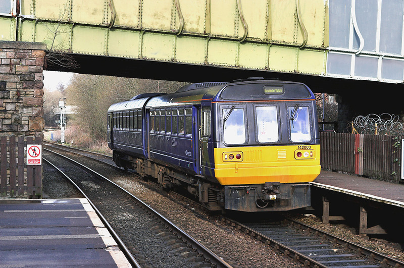 142003 Derker 10/1/2007<br /> 2J81 1256 Shaw and Crompton-Manchester Victoria