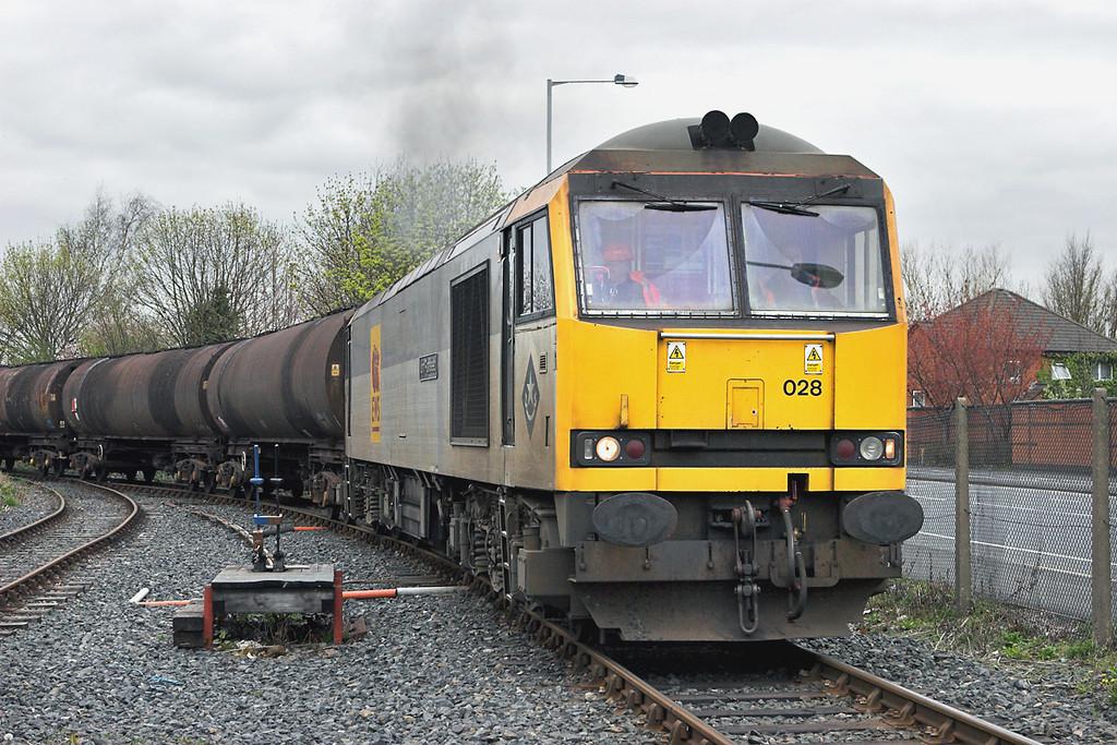 60028 Preston Docks 11/4/2007<br /> 6E32 0847 Preston Docks-Lindsey OR