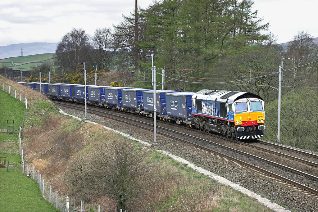 66411 Beck House 11/4/2007<br /> 4S43 0631 Daventry-Grangemouth