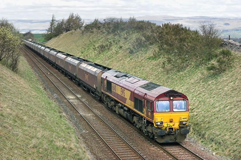 66140 Greengate 11/4/2007<br /> 6E87 1013 New Cumnock-Drax PS