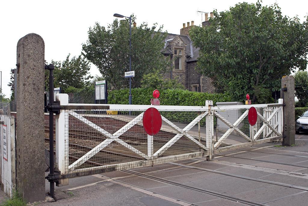 Fiskerton Level Crossing 11/7/2007